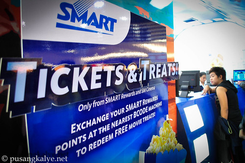 SMART TICKETS AND TREATS