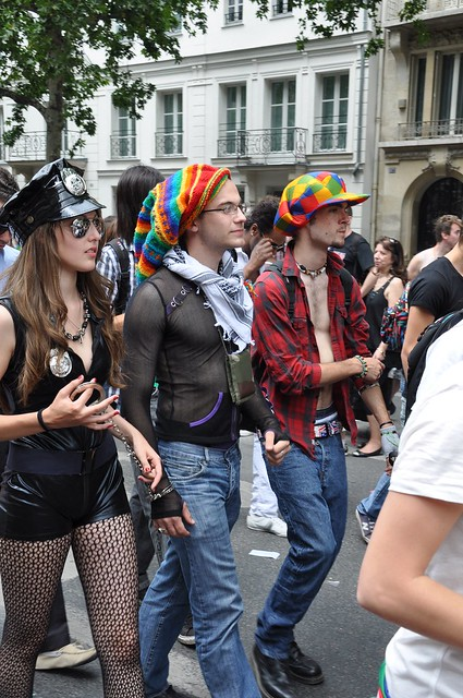 Paris Pride Parade 2011
