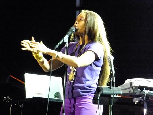 Erykah Badu at Ottawa Bluesfest 2011