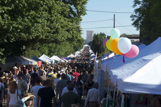 Mississippi Street Fair