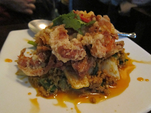 Curry Soft Shell Crab