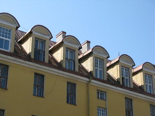 Houses inTallinn, pt. 1