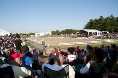 Sunset Ceremony Venue (Tawaw) Tags: horses canada flag ottawa police rcmp equestrian stetson mounties mountedpolice royalcanadianmountedpolice policehorses musicalride redserge canadianpolicecollege