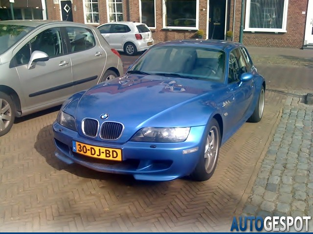 S50B32 M Coupe | Estoril Blue | Estoril/Black