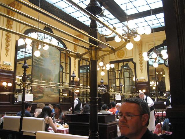 Chez Chartier, Paris