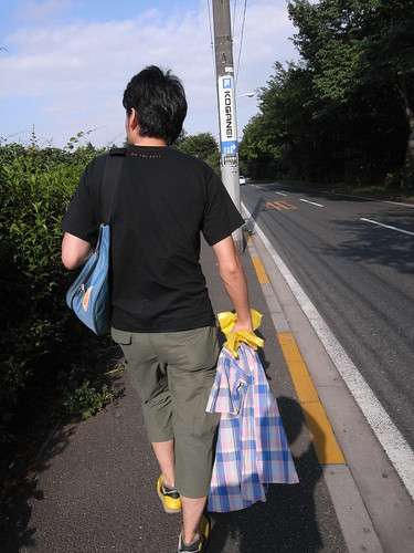ロード・オブ・ザ・フッサ 〜ウォーキングフォーエバー〜玉川上水編