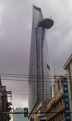 Bitexco Financial Tower - Saigon, Vietnam (bertie's world) Tags: city tower 1 district vietnam chi ho financial minh saigon bitexco