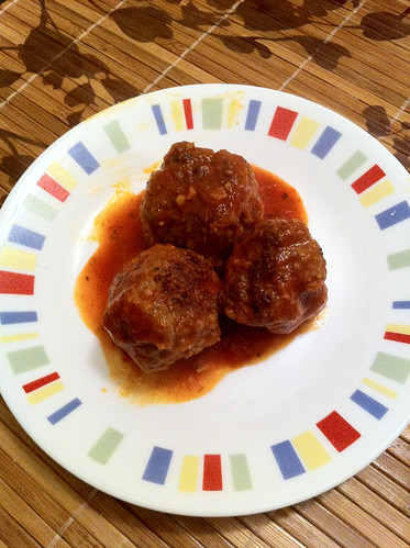 Finished Meatballs 2