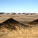 Deserto Preto no Saara egípcio