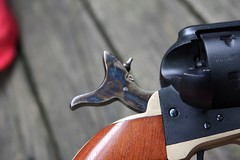 IMG_2967 (zachb37) Tags: army action single revolver hombre 357 cattleman uberti
