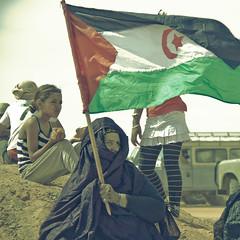 Sahara Libre (Alvaro Len Rodriguez) Tags: desierto shara refugiados sharaoccidental dajla saharawis fisahara2011 websaharawomen