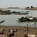 Porto dos pescadores de Mopti