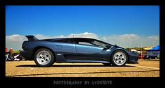 Lamborghini Diablo (Lyon1845) Tags: nikon italia diablo lamborghini zandvoort d90