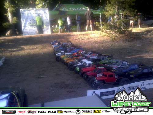 AXIAL West Coast Championships - AWCC FINALS 2011 Cisco Grove, CA