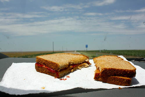The Lunch of Road Trip Champions