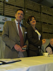 National Organic Cereals 2011 (ofgorganic) Tags: uk farming event national conference organic agriculture cereals arable