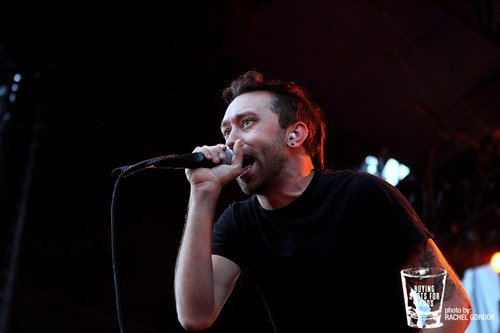 EDGEFEST: Rise Against, 07.09.2011