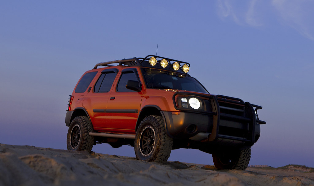 Off Road Lights Second Generation Nissan Xterra Forums
