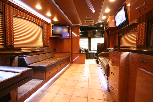 Hurricane - Front Lounge - facing forward