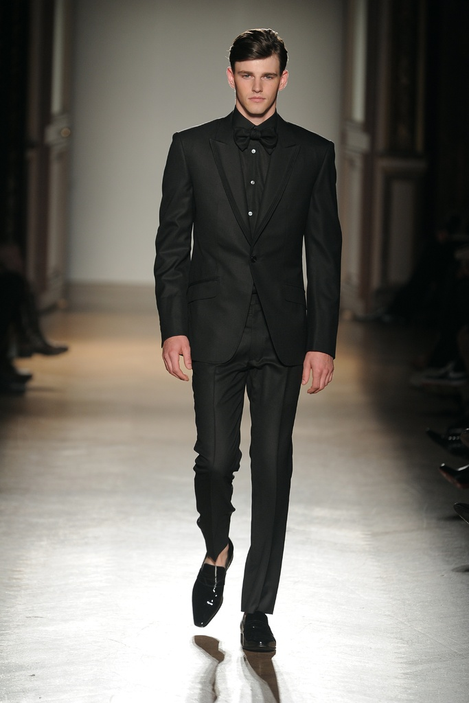 Robert Rae3115_SS12 Paris Smalto(Homme Model)