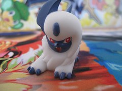 IMG_2216 (Copier) (pkm_absolution) Tags: kids shiny center plush figure pokemon shiney figurine tomy collector customs bandai peluche banpresto absol chromatique