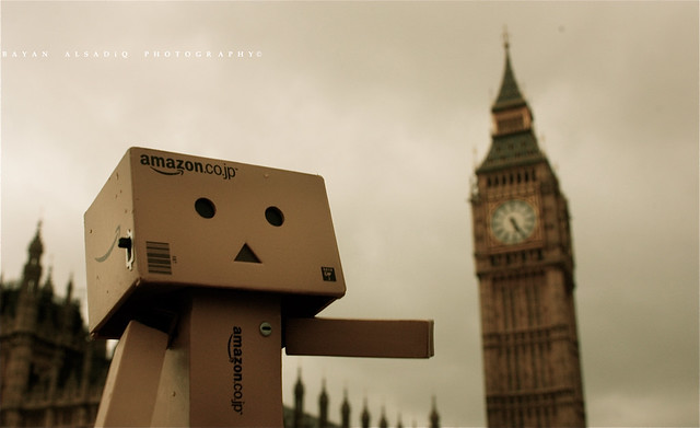 Danbo in London!