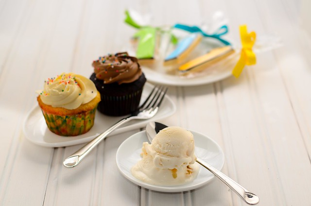 Cupcake and Ice Cream3
