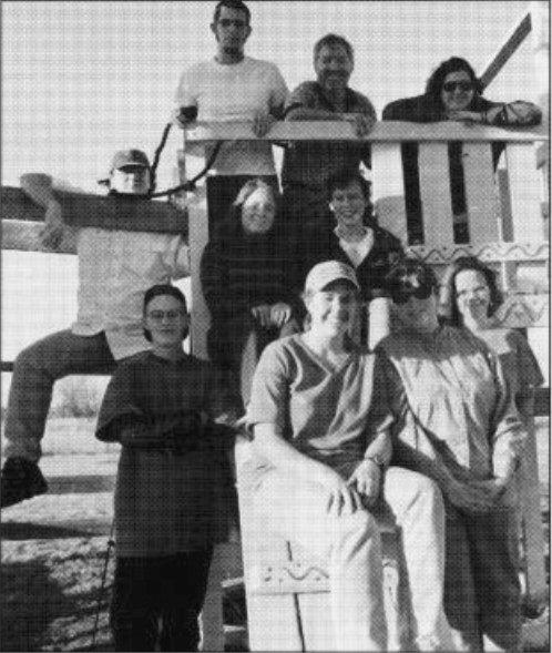 1997 Optimist Staff