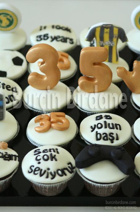35 yas cupcake 4