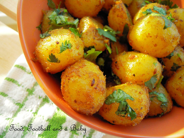 Spicy Roast Potatoes (4)
