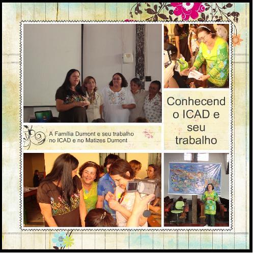 Conhecendo o ICAD -IInstituto de Cultura Antônia Diniz