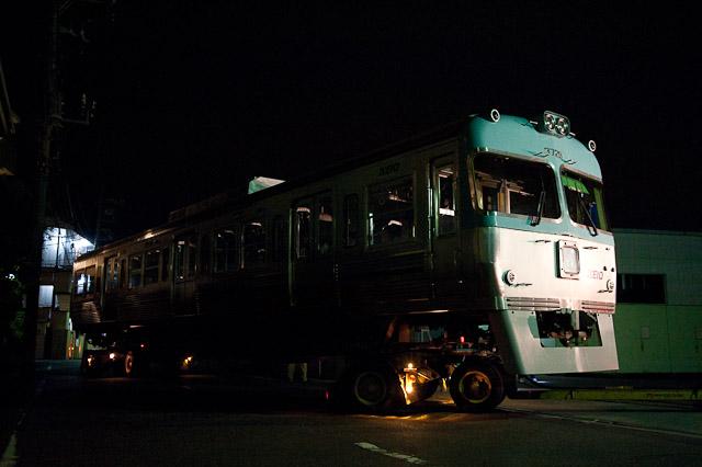 京王電鉄井の頭線3000系3029F クハ3729 デハ3029 陸送
