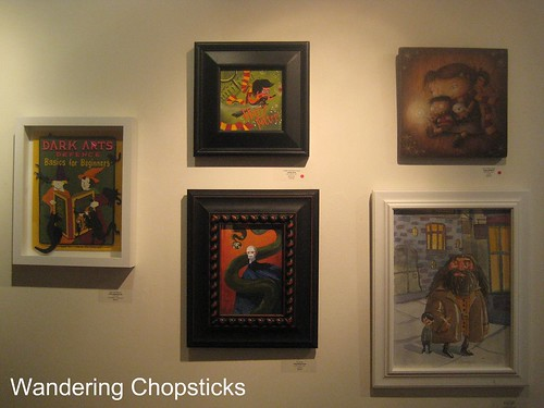 Harry Potter Tribute Exhibition - Nucleus Art Gallery and Store - Alhambra 32