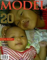 Rissa Khoriningtyas Majalah Model
