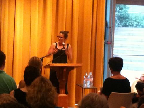 Translator Susan Bernofsky