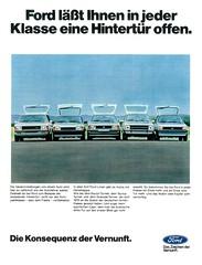 1977 Ford Motor Company (Germany)