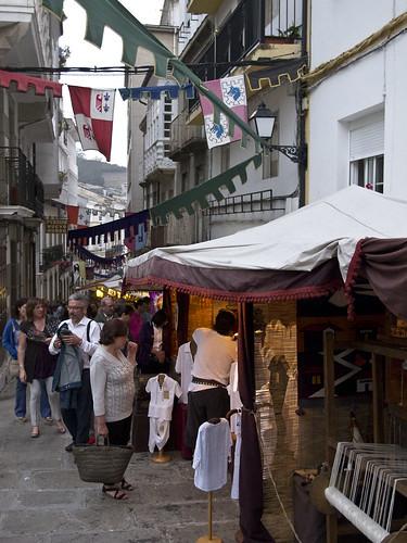 III Mercado Renacentista de Viveiro.