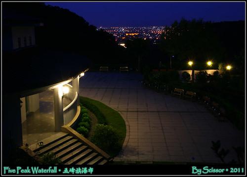 聖母朝聖地 夜景