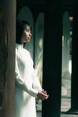 No name (Thang_tzo) Tags: beauty asian asia vietnam traditionaldress vanmieu aodai quoctugiam vietnamesetraditionaldress