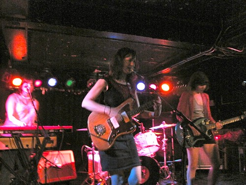 Mary Timony Singing Electric Band