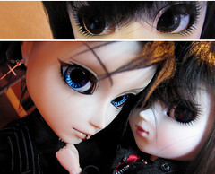 *Dolly Dyptich Weekly 2011 23/52* (Platina~) Tags: dal groove pullip junplanning