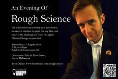 Rough Science brochure