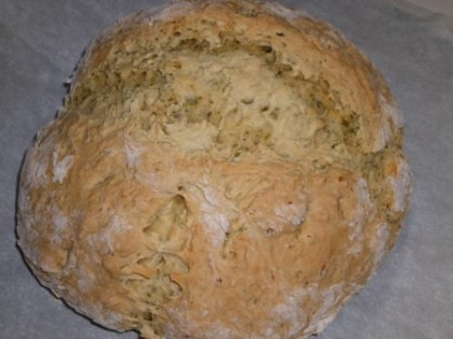 Bread Baking Babe Ballymaloe White Soda Bread with Herbs