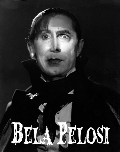 BELA PELOSI by Colonel Flick