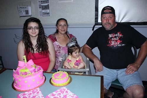 Bella's Birthday Party