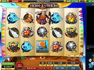 Viking and Striking slot game online review