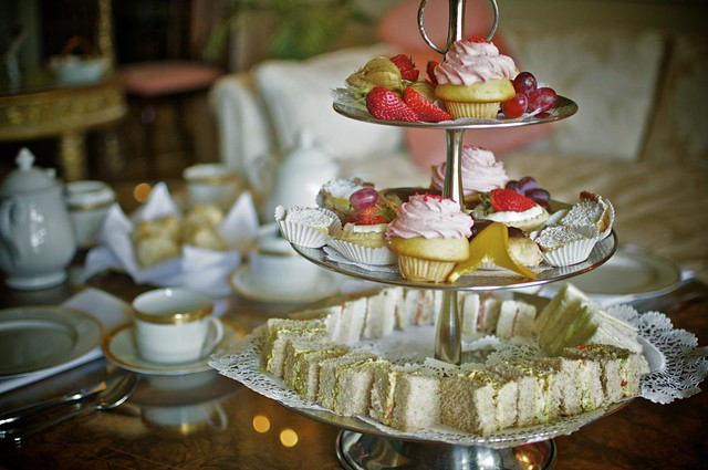 Weekend at Rowena's Inn: Afternoon Tea