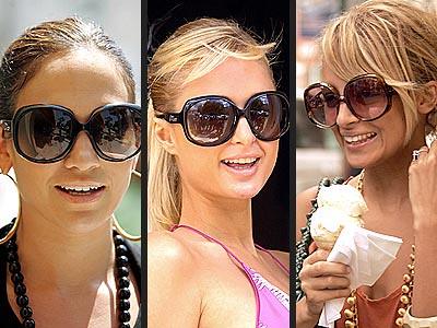 óculos de sol oval feminino