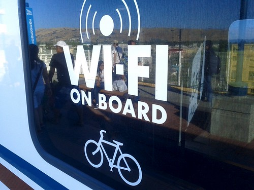 Day 207 - Wifi on Board
