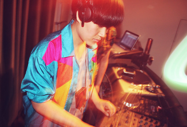 Mahoyo @ Club Cookie Jar 15/6